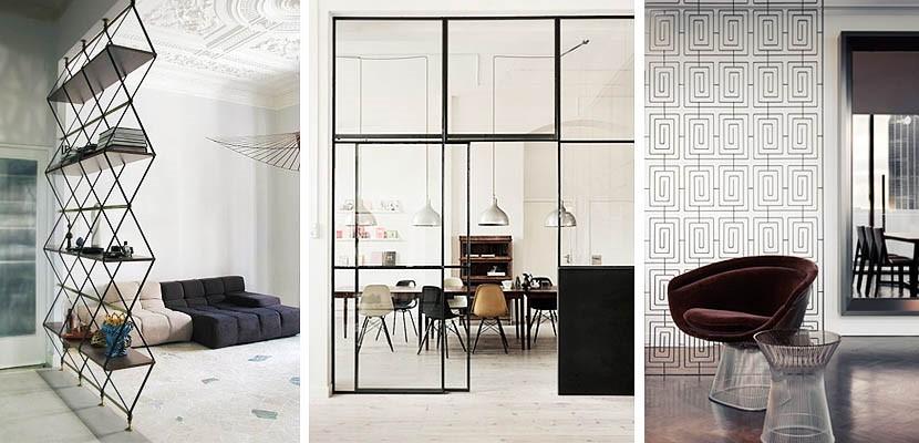 ideas para separar espacios 5 Ideas Para Separar Ambientes En Casa Sin Complicaciones